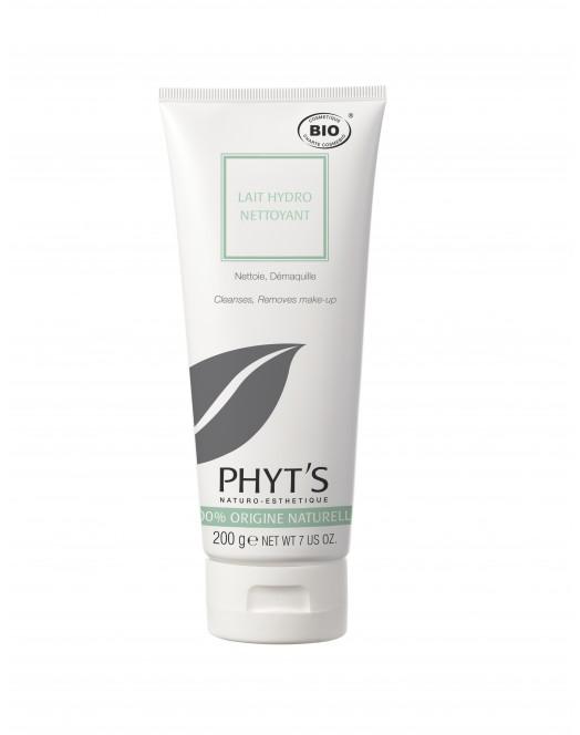 Lait démaquillant, hydro nettoyant bio, Phyt's