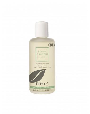 Lotion tonique, hydrolé feuilles d'eucalyptus bio, Phyt's