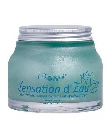 Gelée fraîcheur Sensation d'eau bio, Bionatural