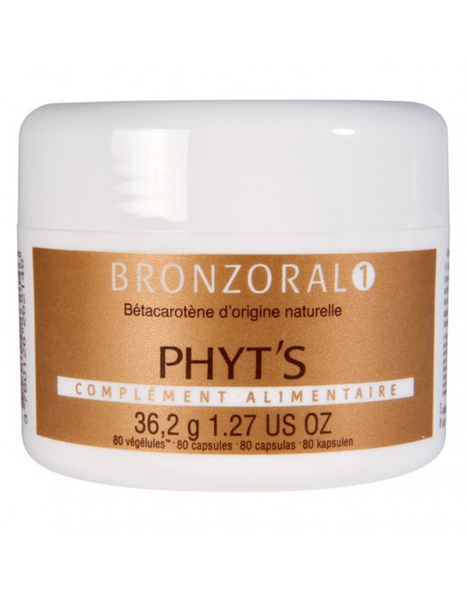 Sublimateur solaire bio, Phyt's Bronzoral 1