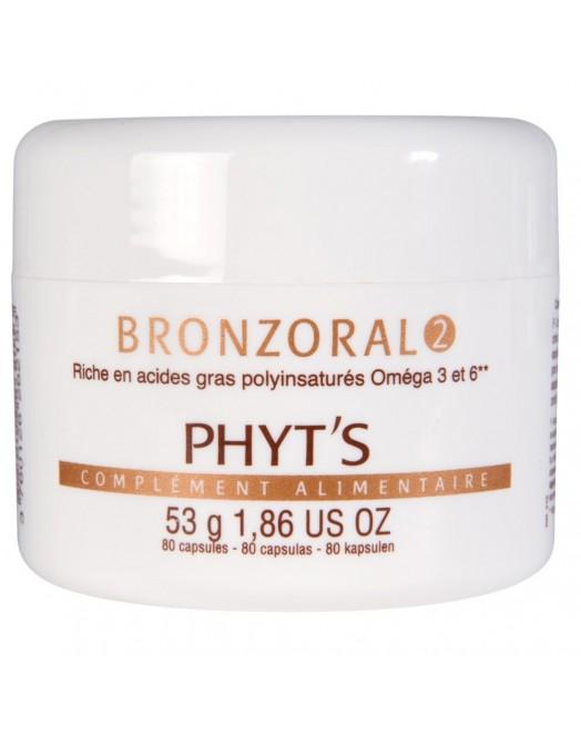 Réparateur solaire bio, Phyt's Bronzoral 2