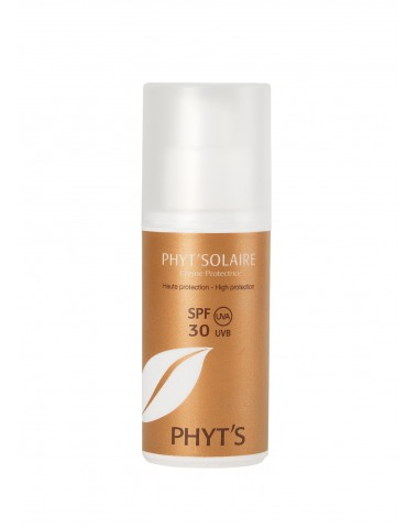Crème solaire bio protectrice SPF 30, Phyt's
