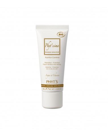 Masque peau sèche bio, Phyt's Phyt'ssima