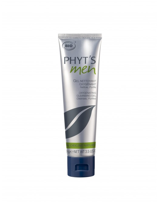 Gel nettoyant oxygénant bio, Phyt's