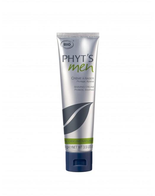 Crème à raser bio, Phyt's Men