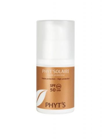 Fluide solaire bio Protecteur SPF 50, Phyt's